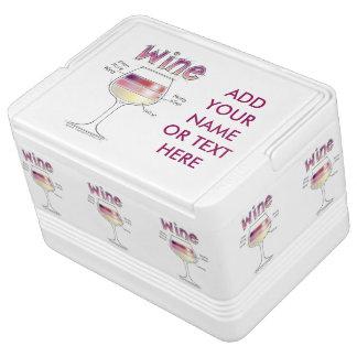 ワイン、より多くのワイン、さらにワイン クーラーボックス