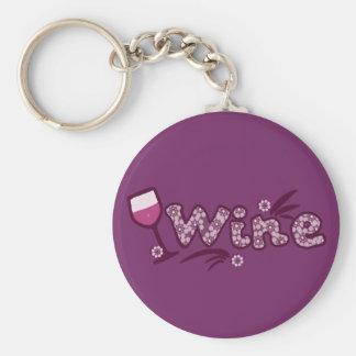 ワイン キーホルダー