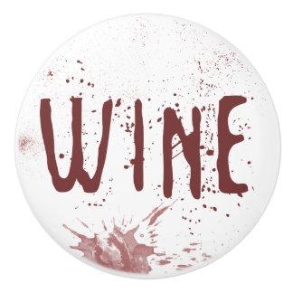 ワイン セラミックノブ