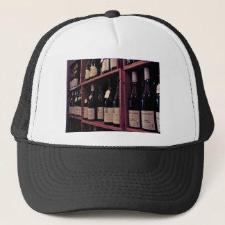 ワイン・ボトルの棚 キャップ