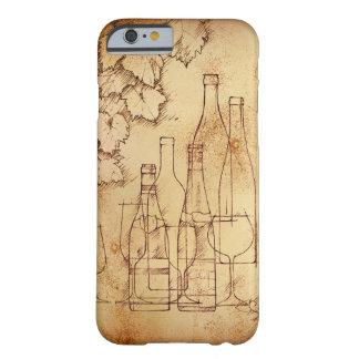 ワイン BARELY THERE iPhone 6 ケース
