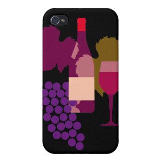 ワイン iPhone 4/4Sケース