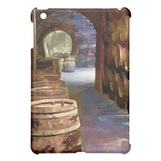 ワインarのワインバレル iPad miniケース