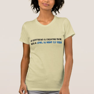 ワウの寡婦 Tシャツ