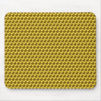 ワウの黄色 マウスパッド