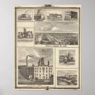 ワシのビール醸造所、シーダーラピッズ ポスター