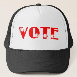 ワシの帽子との投票 キャップ