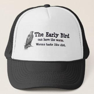 ワシの早い鳥 キャップ