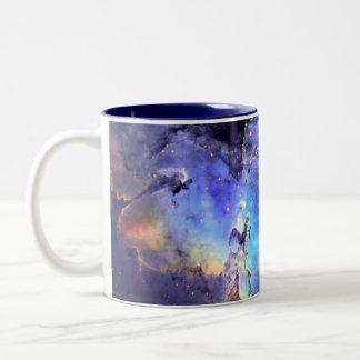 ワシの星雲11のozのツートーンマグ ツートーンマグカップ
