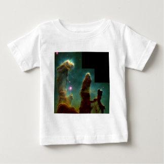 ワシの星雲 ベビーTシャツ
