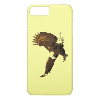 ワシの着陸のiPhone 7の場合 iPhone 8 Plus/7 Plusケース