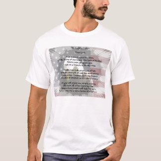 ワシの祈りの言葉Alt1のTシャツ Tシャツ