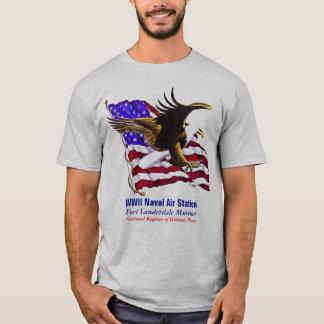 ワシの精神 Tシャツ