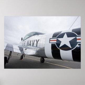 ワシントン州のオリンピア、軍のairshow。 5 ポスター