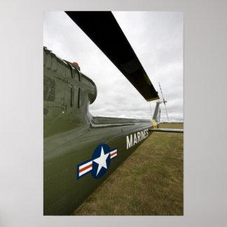 ワシントン州のオリンピア、軍隊airshow. ポスター