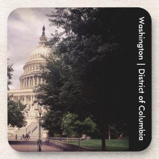 ワシントン州の国会議事堂の建物のコースター コースター