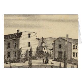 ワシントン州の大学、Calif カード