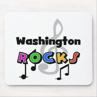 ワシントン州の石 マウスパッド