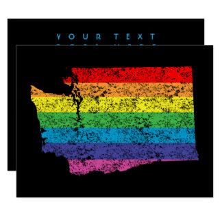 ワシントン州の虹 カード