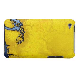 ワシントン州2の地図 Case-Mate iPod TOUCH ケース