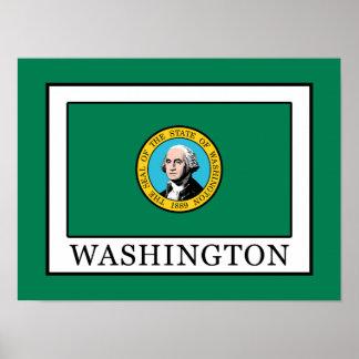 ワシントン州 ポスター