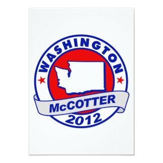 ワシントン州Thad McCotter カード