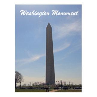 ワシントン記念塔のWashington D.C. 003 ポストカード