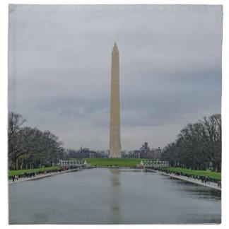 ワシントン記念塔 ナプキンクロス