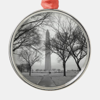 ワシントン記念塔 メタルオーナメント
