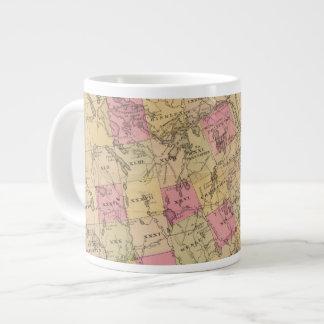 ワシントン郡、メイン ジャンボコーヒーマグカップ