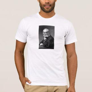 ワシントンD.C.のウォルト・ホイットマンのポートレート、 Tシャツ