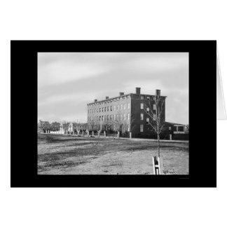 ワシントンD.C.、1864年のダグラスの病院 カード