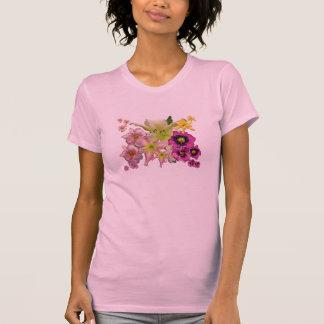 ワスレグサの組合せ Tシャツ