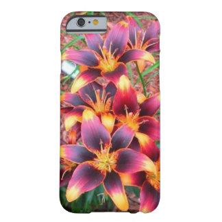 ワスレグサの美しい花束 BARELY THERE iPhone 6 ケース