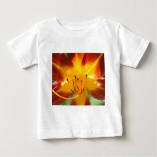 ワスレグサ ベビーTシャツ