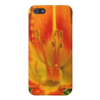 ワスレグサ iPhone 5 ケース