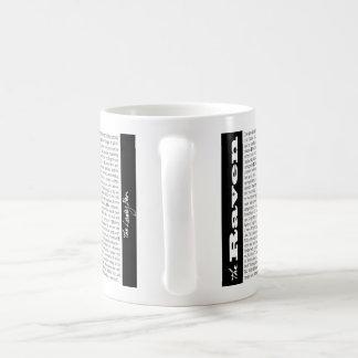 ワタリガラスのマグ コーヒーマグカップ