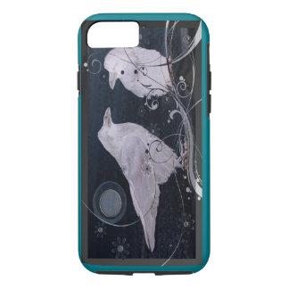 ワタリガラスの月のiPhoneカバー iPhone 8/7ケース