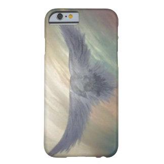 ワタリガラスの絵画の場合 BARELY THERE iPhone 6 ケース
