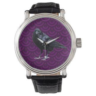 ワタリガラスの腕時計 腕時計