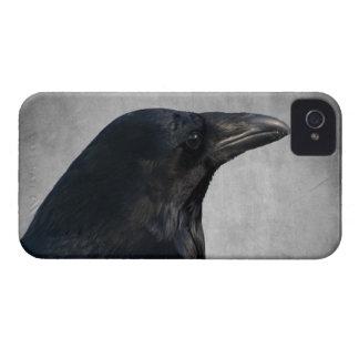 ワタリガラスの魅力の打撃 Case-Mate iPhone 4 ケース