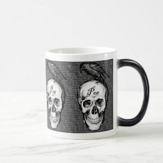 ワタリガラスPoeのマグ モーフィングマグカップ