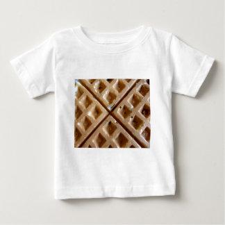 ワッフル ベビーTシャツ