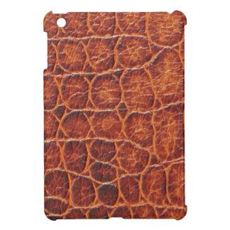 ワニの皮 iPad MINIケース