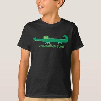 ワニの規則! Tシャツ