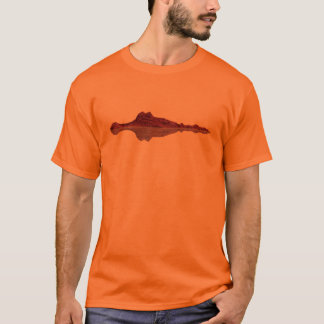 ワニ Tシャツ