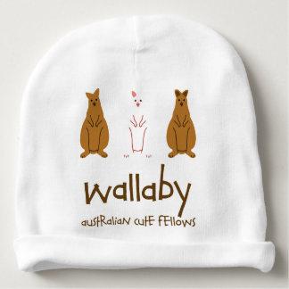 【ワラビー(淡色地用)】 Wallabys(for light) ベビービーニー