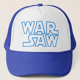 ワルシャワのトラック運転手の帽子 キャップ