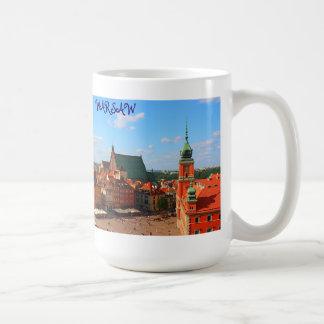 ワルシャワのマグ コーヒーマグカップ