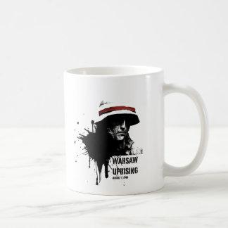 ワルシャワの反乱 コーヒーマグカップ
